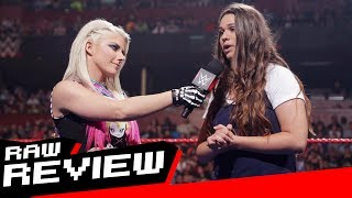"""REVIEW-A-RAW 5/29/17: """"Bayley, This Is Your Life"""", Extreme Rules Go-Home Show"""