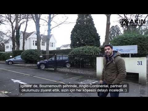 Anglo-Continental - Bournemouth Ziyaretimiz - Giriş