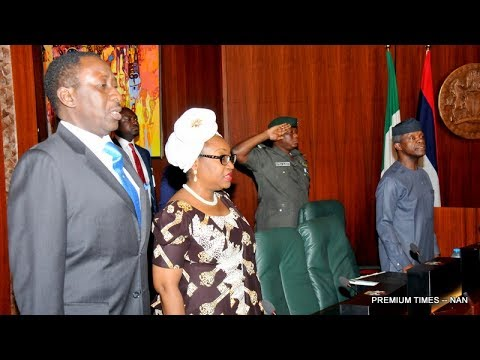 FEC approves N2.7 trillion to settle Nigerian govt debts to contractors, pensioners, others