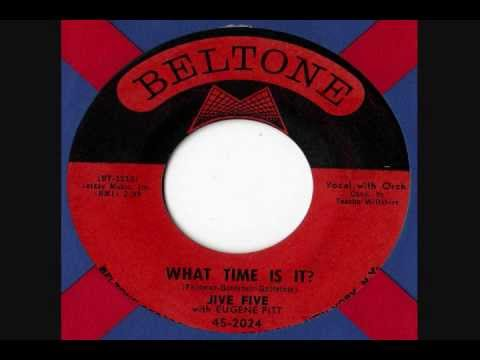 Jive Five - What Time Is It