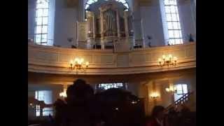 Ave Maria - St, Michaelis Church in Hamburg