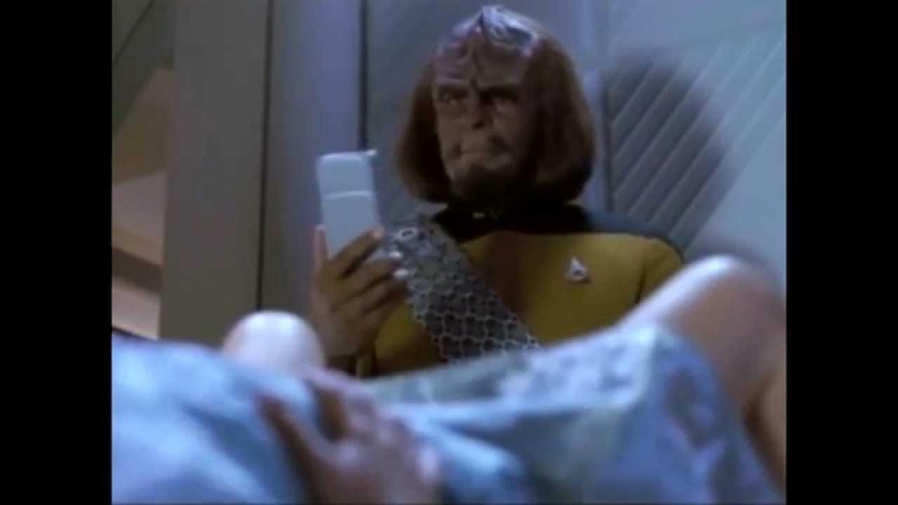 Pregnant Star Trek 22
