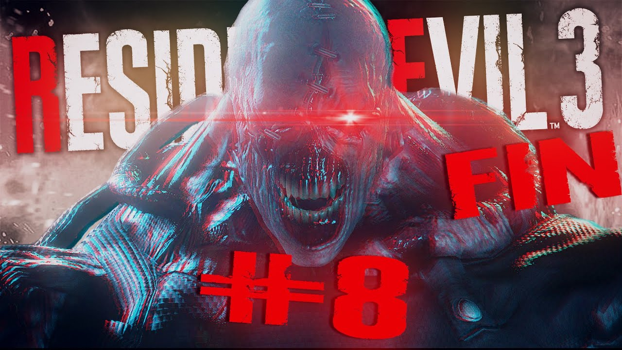 ENCORE LA SCÈNE DE MUFASA - Let's Play Resident Evil 3 Remake #8 FR (FIN) + AVIS