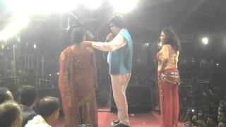 Bhojpuri Hot Sexy Dance Guddu rangeela Stage Show....