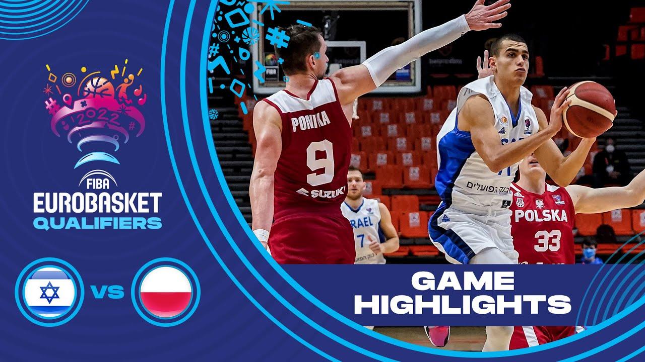 Israel - Poland | Highlights