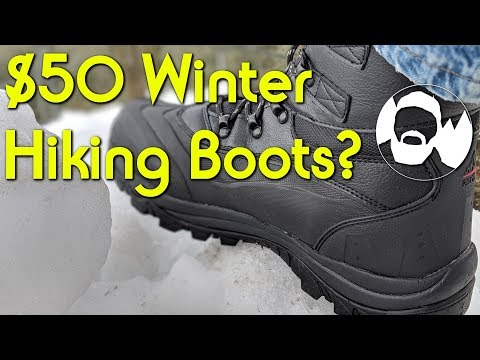 Arctiv8 Insulated Waterproof Winter Boots Review