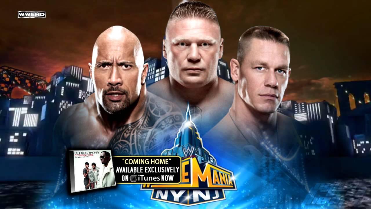 WWE 2013: WrestleMania 29 Theme Song