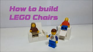 How To Build Lego Recliner Chair And Couch