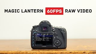 Magic Lantern RAW 60fps Slow Motion Tutorial(An instructional tutorial on how to set up for, shoot and edit Magic Lantern 14-bit RAW DNG 60fps Video on the Canon 5Dmkiii DSLR. Read the full article on our ..., 2015-02-28T02:12:54.000Z)