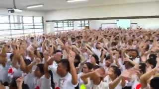 Flashmob #SELFIE Atma Jaya University