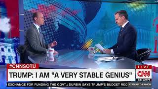 Jake Tapper cuts off interview with White House adviser Stephen Miller