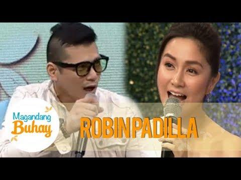 Magandang Buhay: Robin is proud to be afraid of Mariel