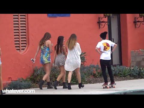 Steven Fernandez Picking Up Girls TEASER!!!