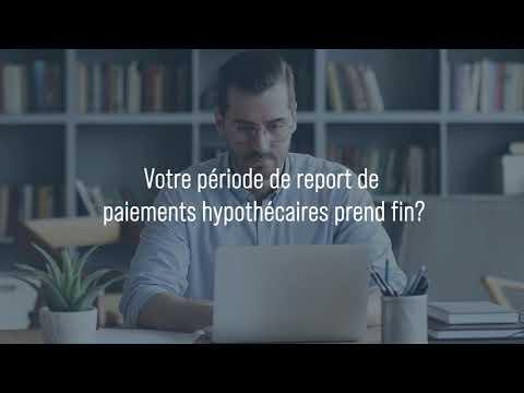 Avez-vous Reporté Des Paiements Hypothécaires à Cause De La #COVID19?