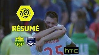 Video Gol Pertandingan FC Nantes vs Bordeaux