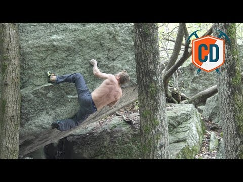 We Got Lost Bouldering With Magnus Midtbø But Found This...| Climbing Daily Ep.1088