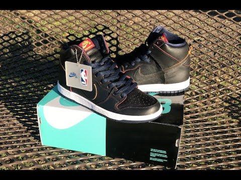 BRED 11 x SB DUNKS ARE FIRE IN HAND!!!   Nike ... JAYdotMAK. Nike SB x NBA