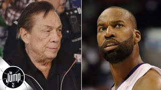 Donald Sterling once thought he was yelling at Baron Davis, but wasn't - Ramona Shelburne | The Jump
