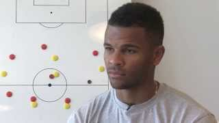 Fraizer Campbell On His First Few Months At Crystal Palace