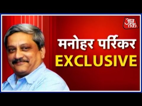 Exclusive: Manohar Parrikar Interview - No Guilty Will Be Spared