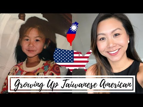 Growing Up Taiwanese American + GRWM   Growing Up Asian American Tag
