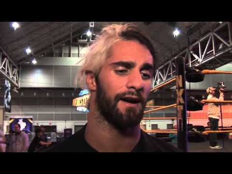 Seth rollins interview about partying and dating. whitney and chris still dating after 7.
