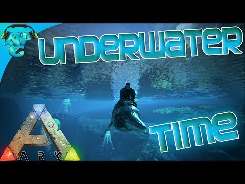 Ragnarok E36 Underwater Adventures and Creature Hunt!  ARK: Survival Evolved PVP
