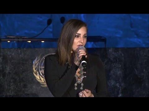 Alisan Porter - World Humanitarian Day 2016