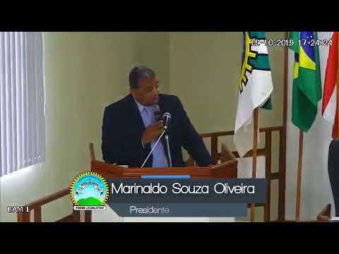 ANDORINHA: ACOMPANHE OS DISCURSOS DOS VEREADORES DE ANDORINHA NA SESSÃO DESSA QUARTA-FEIRA 09