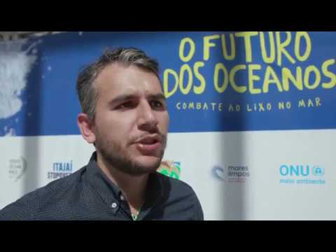 Volvo Ocean Race 2017-18: Itajaí 1st South American city to sign up to UN #CleanSeas campaign