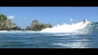 Surfing secrets in Lombok