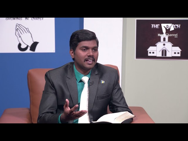 04 28 Fundamental Beliefs of Seventh-day Adventists | Two Natures of Jesus Christ - Part 4