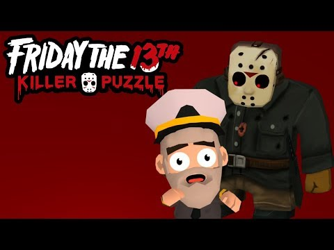 JASON SAM W NOWYM JORKU | FRIDAY THE 13TH: KILLER PUZZLE #3