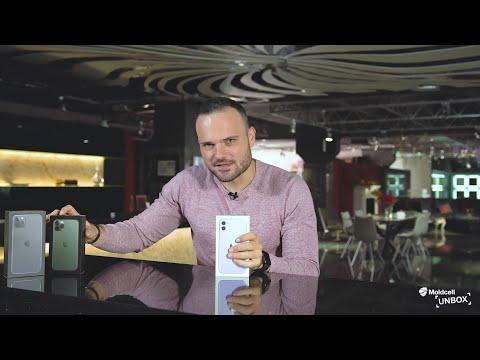 IPhone 11, Pro și Pro Max | Moldcell Unbox (review în Română)