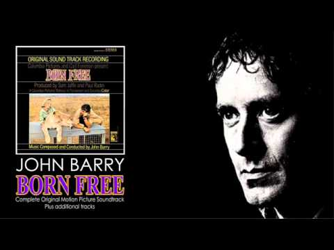 JOHN BARRY  'Born Free' Complete Original Motion Picture Soundtrack 1966