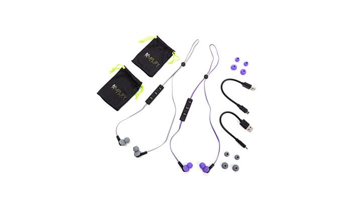 48bd5acda34 Amplify 2pk Wireless NoiseIsolating Earphones - YouTube