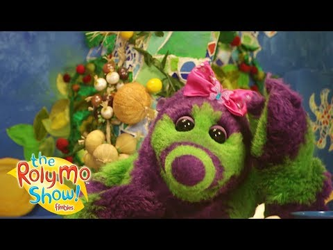 Roly Mo Show - Double Identity | HD Full Episodes | Cartoons | The Fimbles & Roly Mo Show