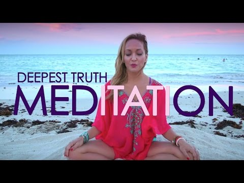 Week Five: Month of Meditation with Kino Yoga, A Path to the Deepest Truth