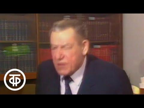 Человек и закон. Охранная грамота. Теневая... философия. Дело было в...  (1990)