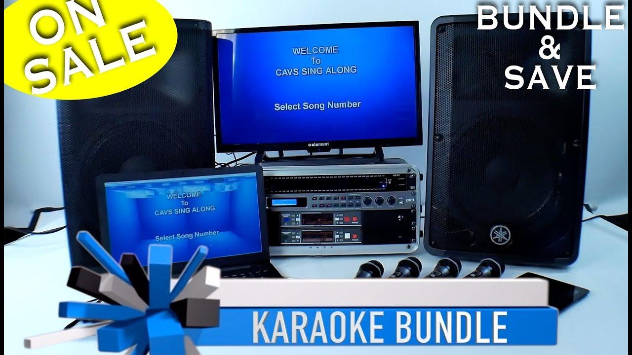 Best Wireless Karaoke System Professional Laptop Karaoke