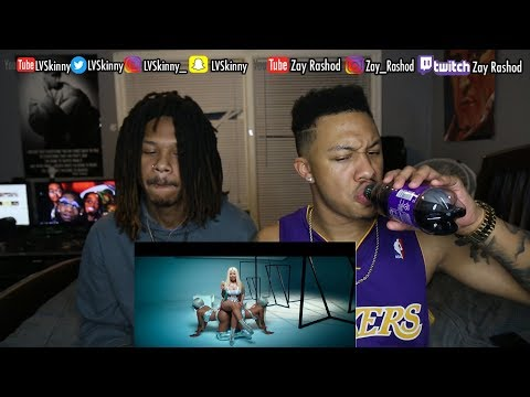 Nicki Minaj - Good Form Ft. Lil Wayne Reaction Video