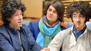 The Jonas Brothers Flashback to 2006