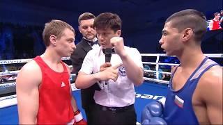 Daniel Asenov (BUL) vs Dmitro Zamotayev (UKR)