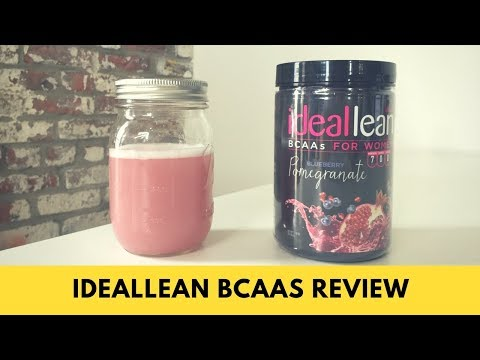 Ideallean Bcaas For Women Review That S A Lot Of Fat Burners Barbend