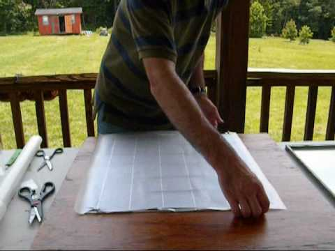 How to build a solar panel part 7