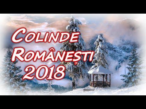 Colinde romanesti 2018 - Deschide usa crestine