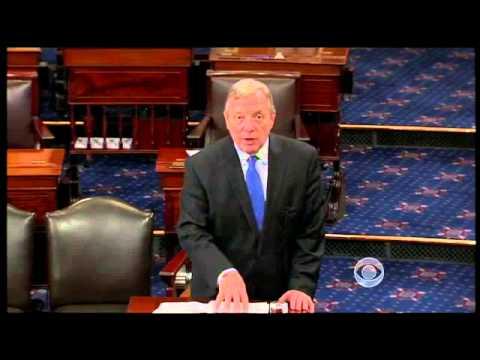 Senate votes on online sales tax bill