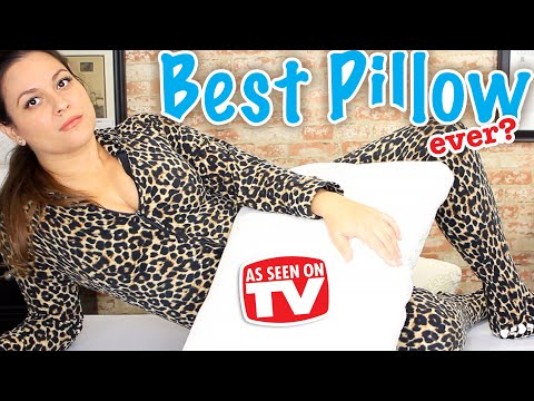 Miracle Bamboo Pillow Review - Testing As Seen on TV Products
