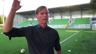 VPSTV: Petri Vuorisen haastattelu IFK Mariehamn -ottelun jälkeen