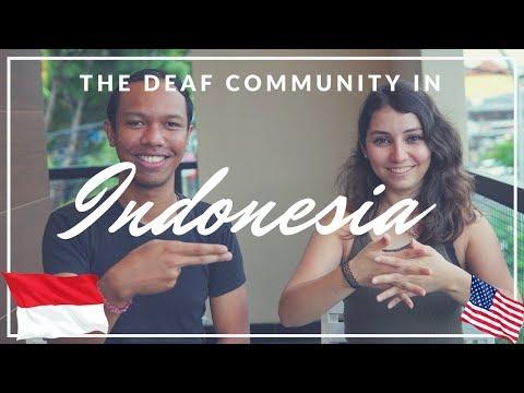 Deaf Community in Indonesia